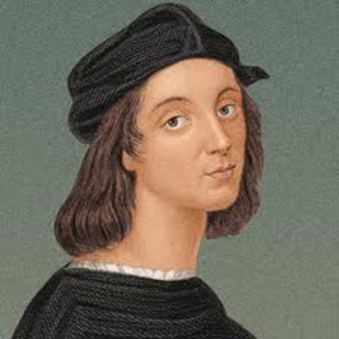 Birth of Raphael