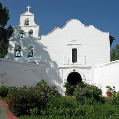 Mission San Diego de Alcala  timeline