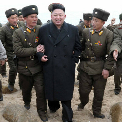 North Korea timeline