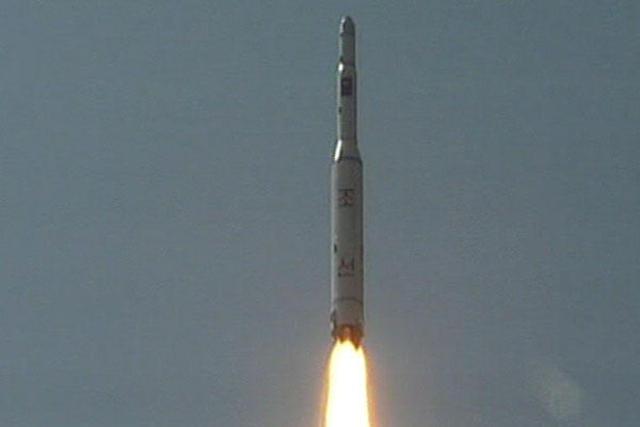 North Korea Ballistic Missile Launch