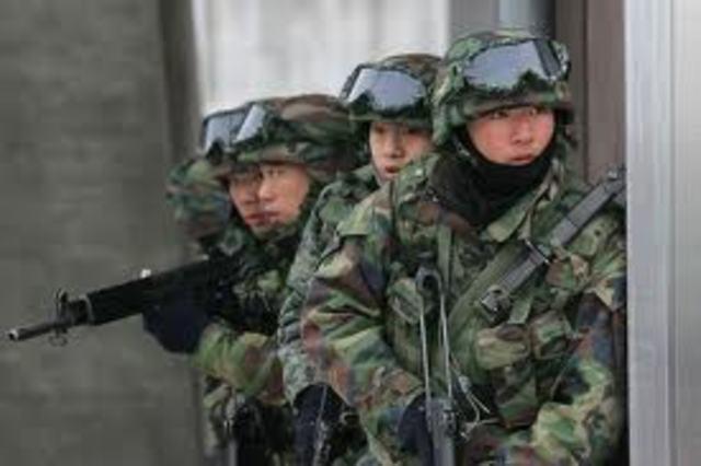 Key Resolve Military Exercise