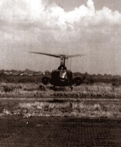 The Viet Cong attack on Pleiku airbase