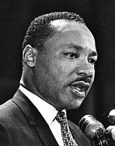 "MLKJ's ""I Have a Dream"" Speech"