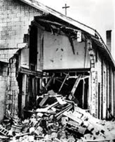 Bombing of a Birmingham Church