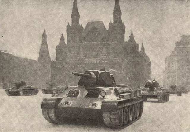 The Battle of Moscow