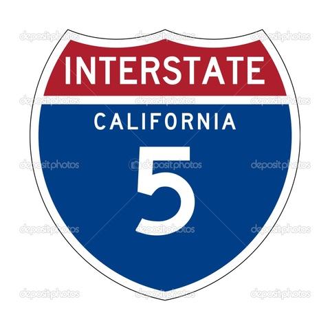 The Interstate Highway