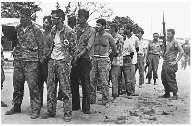 The failure of the Bay of Pigs Invasion