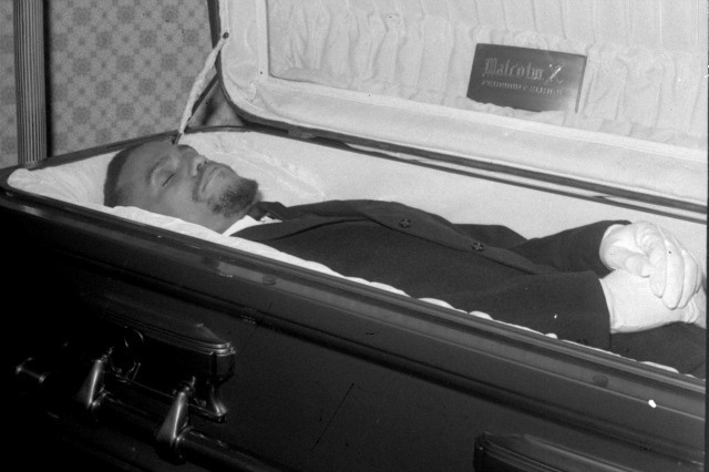 Malcom X Is Assassinated