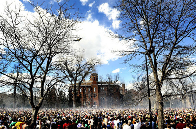 $48,112.79 - 4/20 gathering allowed on Norlin Quad