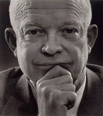 President Eisenhower Elected