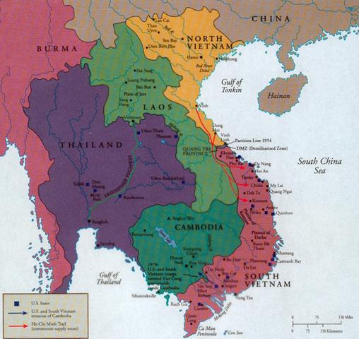 1954 Vietnam Revolution