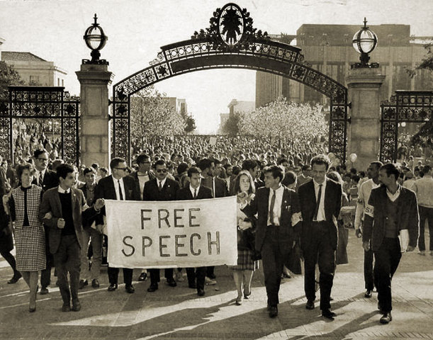 Free speech movement