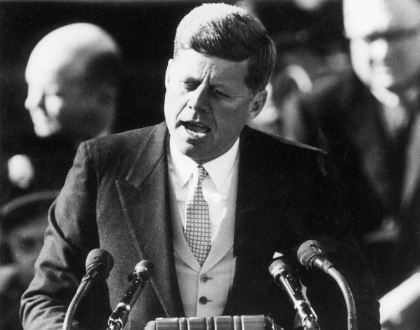 John F. Kennedy Assumes The Presidency
