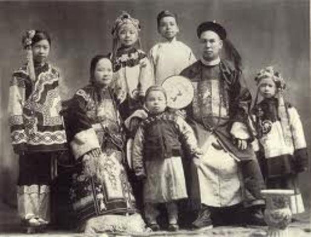 Chinese immigrants denied citizenship