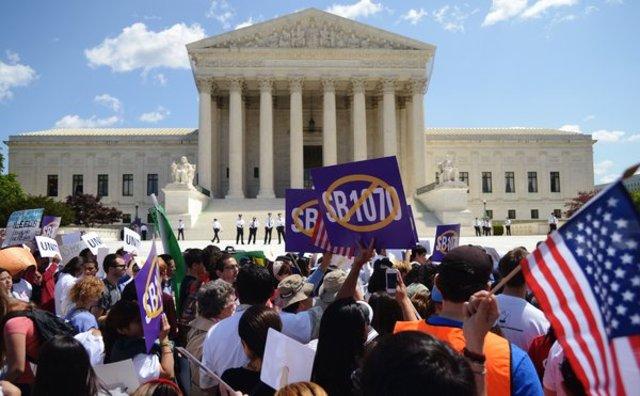 Rally against SB 1070