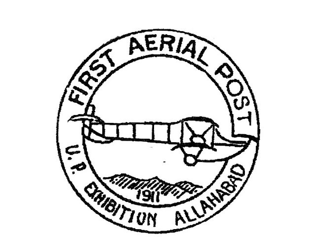 First Air Mail Delivery