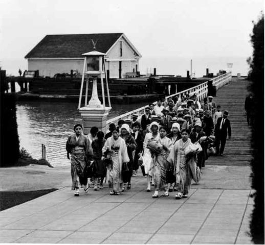 Angel Island Immigration Station