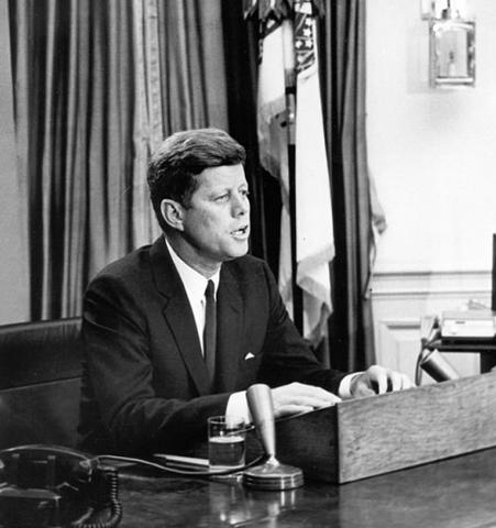 JFK Civil Rights Speech