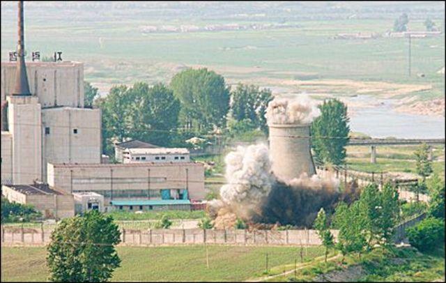 North Korean Nuclear Factory