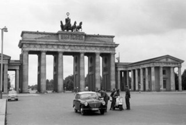 The Berlin Crisis begins