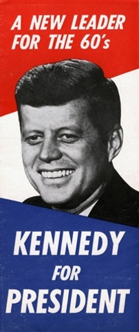 Kennedy is elected president.