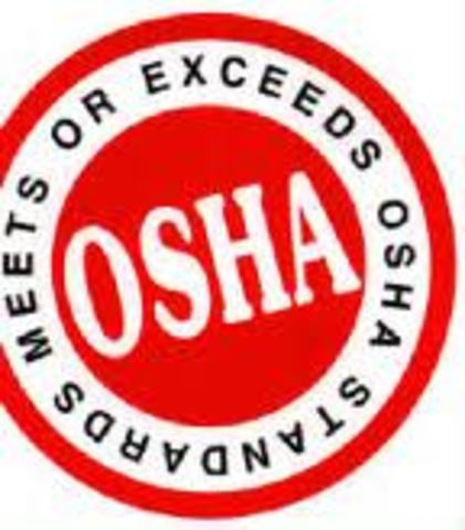 Occupational Health and Safety Act of 1970