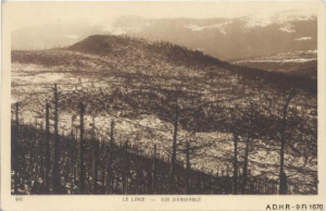 Bataille du Linge
