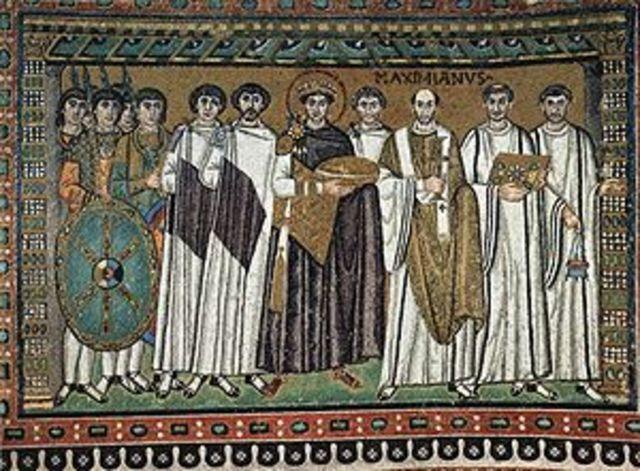Comença la colonització grega del Mediterrani i del Mar Negre.