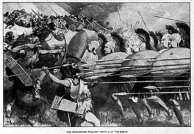Primera guerra Messènia.
