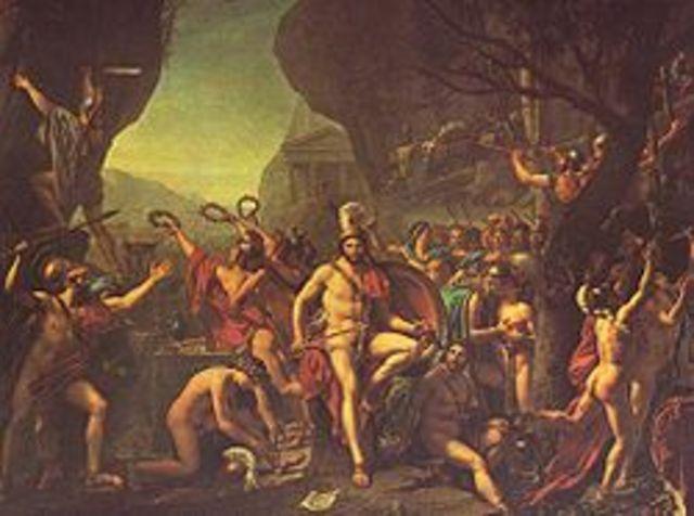Guerres Mèdiques contra l'Imperi Persa.