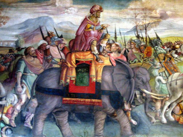 Esclaten les Guerres del Peloponès.
