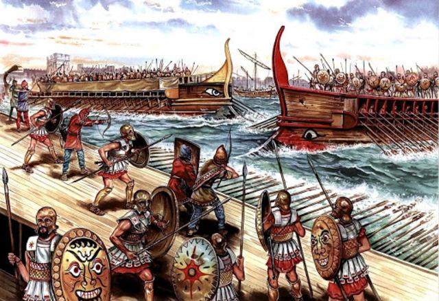 Batalla Naval de Egospótamos
