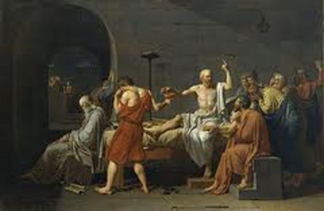 Execució de Sòcrates