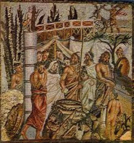 Els romans conquereixen tota Grècia