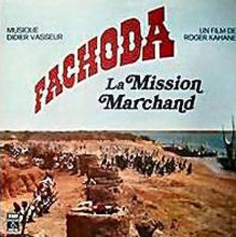 Encuentro de Marchand y Kitchener en Fashoda