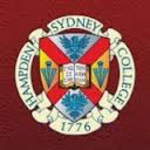 Sterling Price Attends Hampden-Sydney College