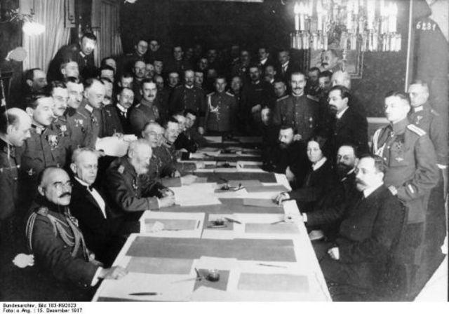 Tratado de Brest Litovsk