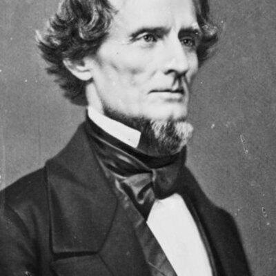 Jefferson Davis timeline