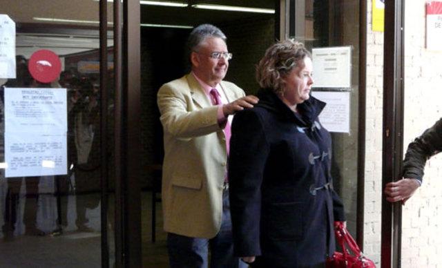 Germán Retuerta declara ante la jueza durante dos horas