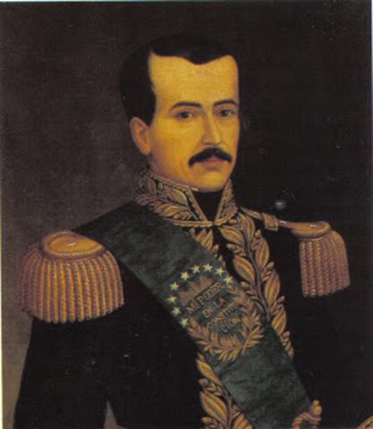 GENERAL JOSÉ MARÍA URBINA