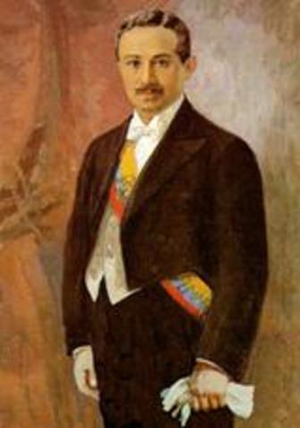 MANDATO DEL Dr. Juan de Dios Martínez