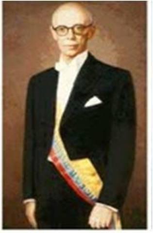 PRIMER PERIODO DEL Dr. JOSE M. VELASCO IBARRA