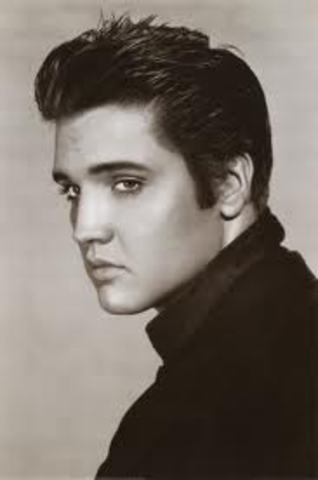 Elvis Presley's first start
