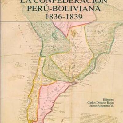 confederacion peruano boliviana timeline