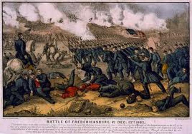 Battles of Fredericksburg