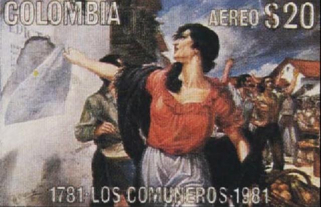Rebelión de los Comuneros