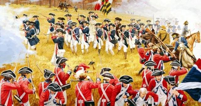 The American Revolution Begins