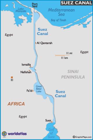 Suez Canal/Nasser