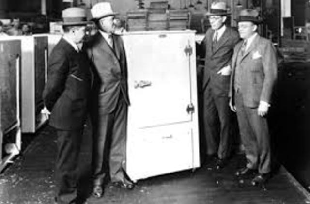 REFRIGERATOR - Alfred Mellowes - Part 1