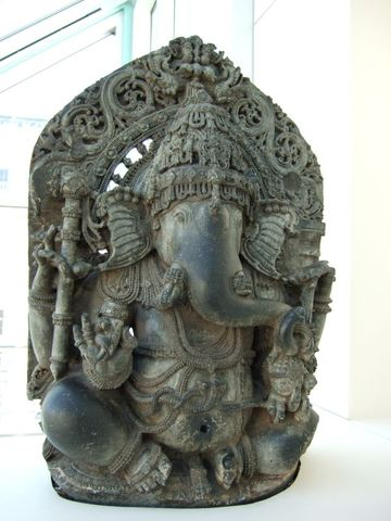 Seated Ganesh